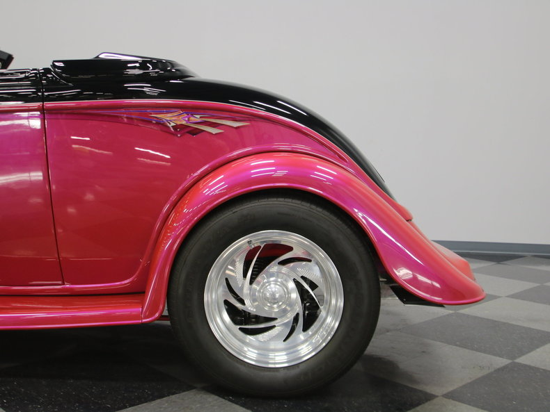1933 Ford Cabriolet Convertible 8