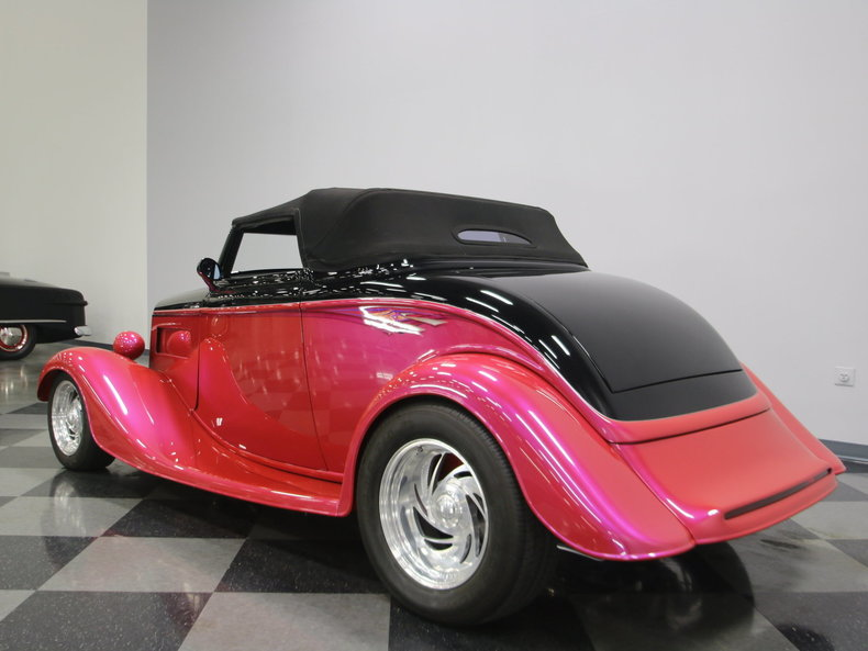 1933 Ford Cabriolet Convertible 39
