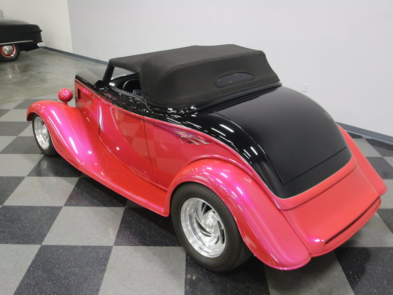 1933 Ford Cabriolet Convertible 40
