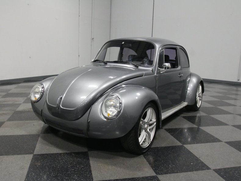 1973 volkswagen beetle classic ebay. Black Bedroom Furniture Sets. Home Design Ideas
