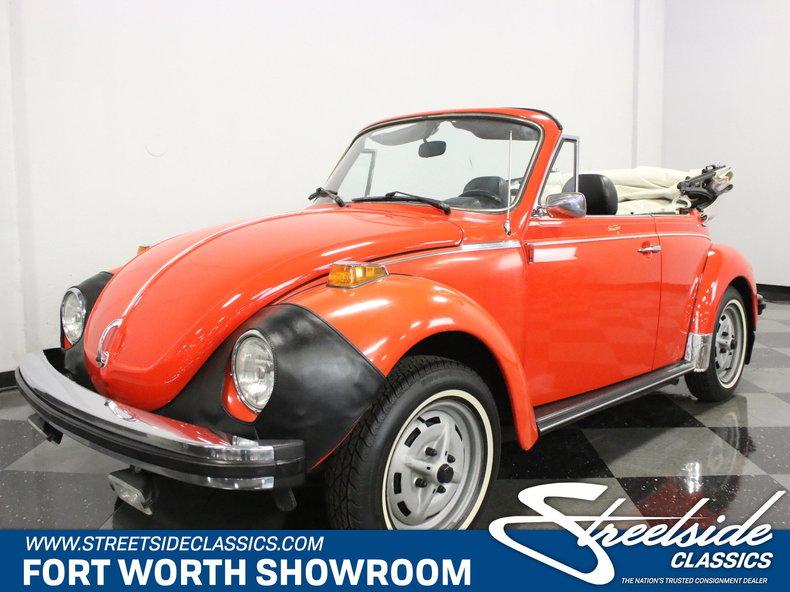 1979 Volkswagen Beetle Karman