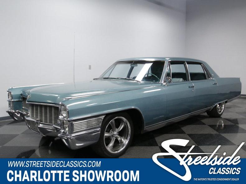 1965 Cadillac Fleetwood