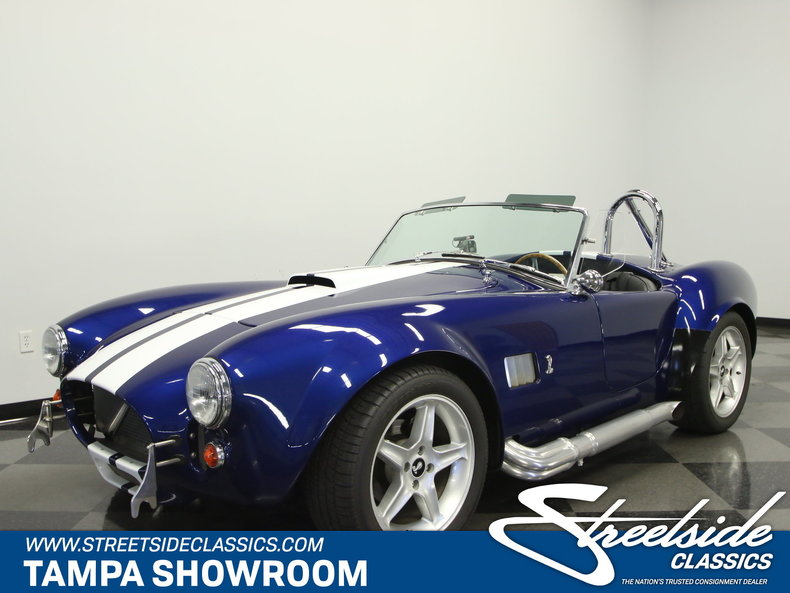 2002 Factory Five Cobra Replica