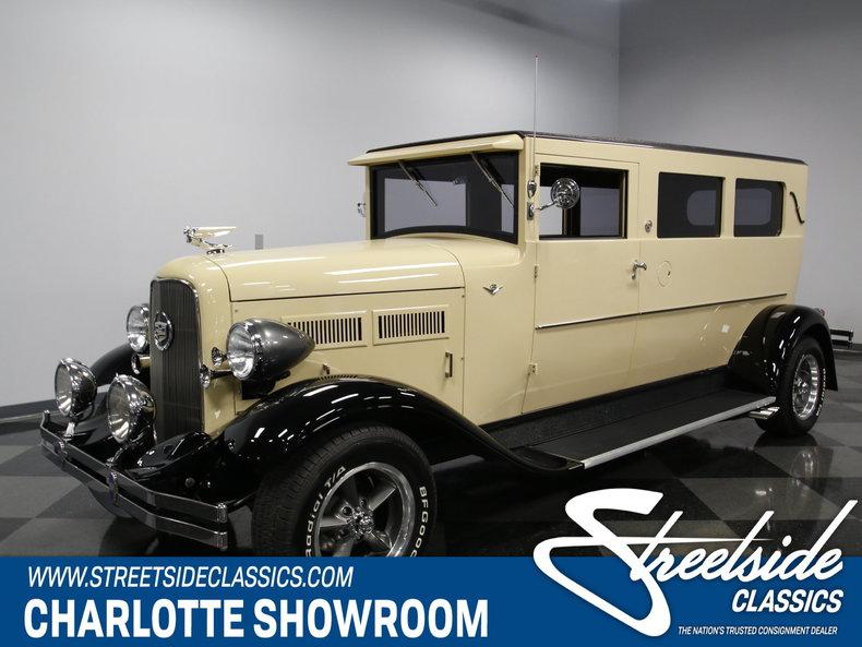 1929 Cadillac Fleetwood