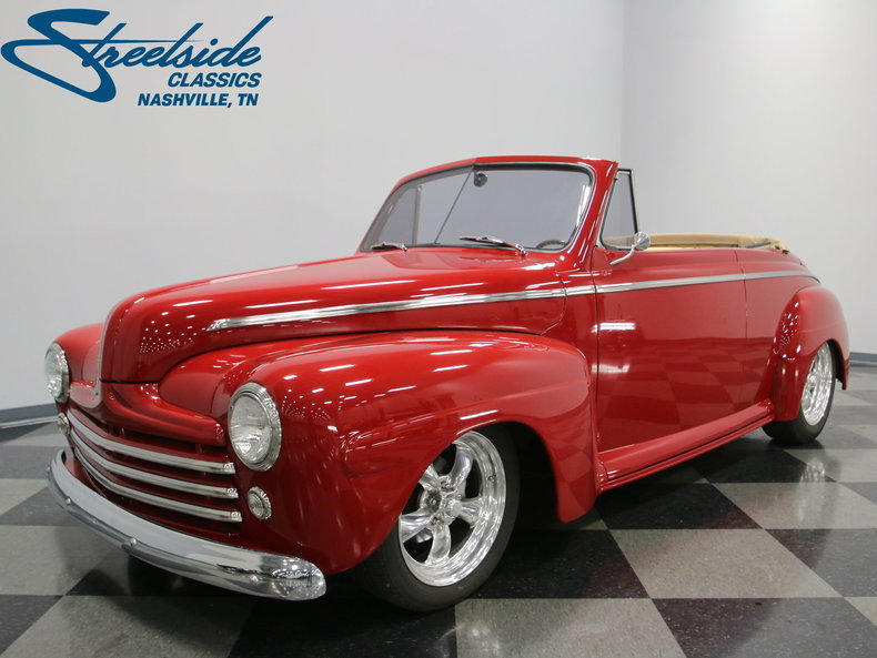 1947 Ford Cabriolet Convertible