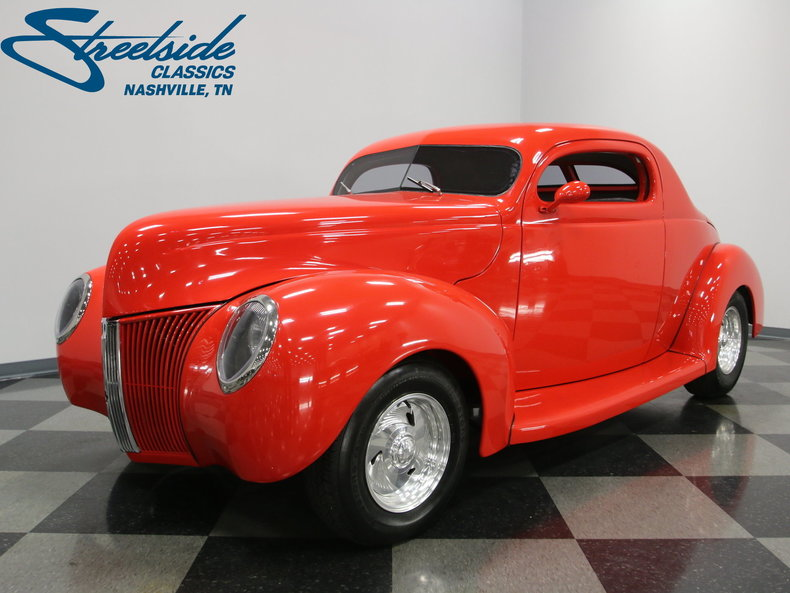 1939 Ford 3 Window Coupe