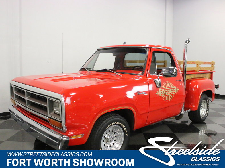 1975 Dodge Lil Red Express