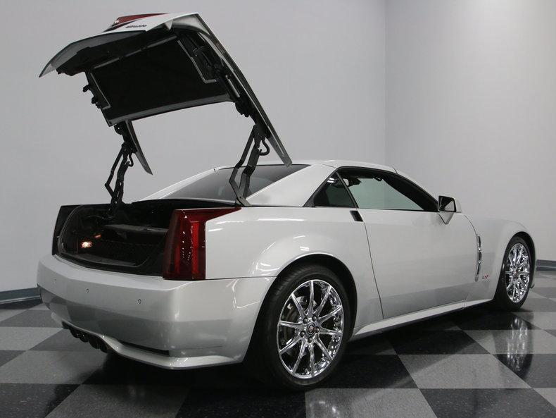 2009 Cadillac Xlr V Convertible 2