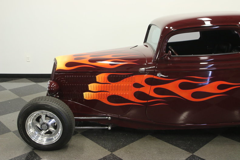 1933 Ford 3 Window Coupe Streetside Classics Classic Exotic Car Consignment Dealer