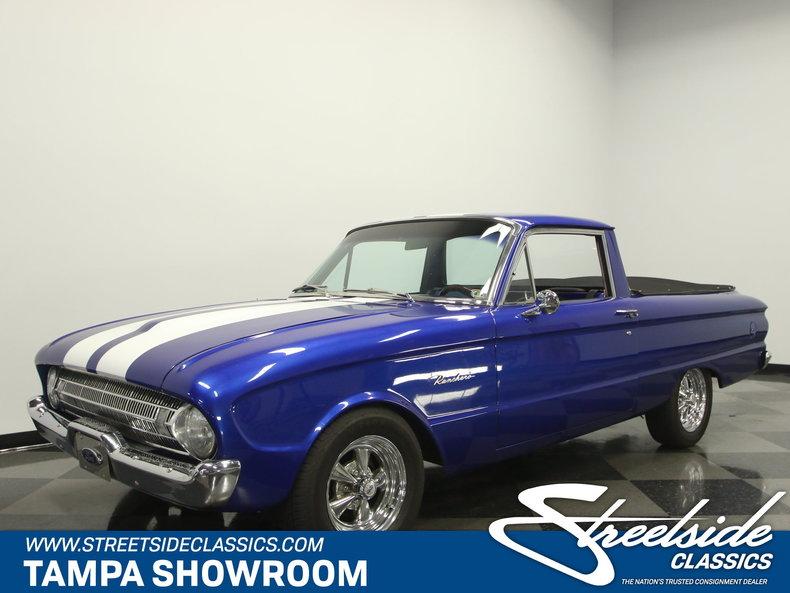 1961 Ford Ranchero