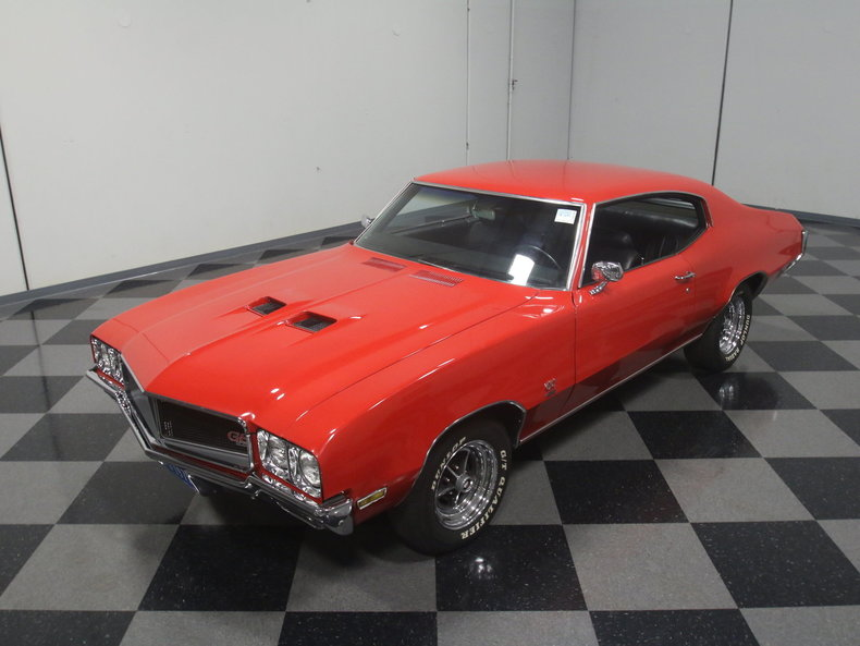 1970 buick gs streetside classics classic exotic car consignment dealer. Black Bedroom Furniture Sets. Home Design Ideas