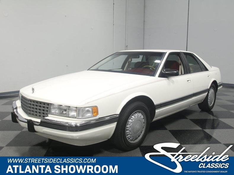 1992 Cadillac Seville