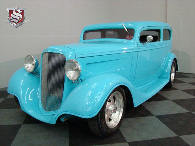 1934 Chevrolet Sedan