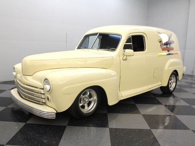1948 Ford Panel Delivery