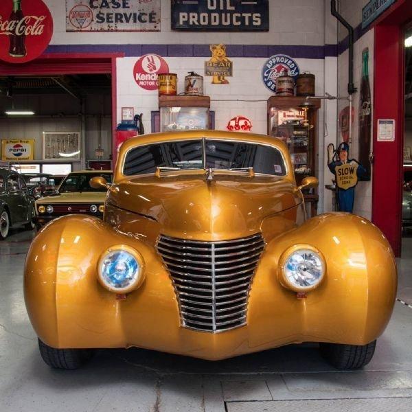 1940 Ls Salle Custom Coupe