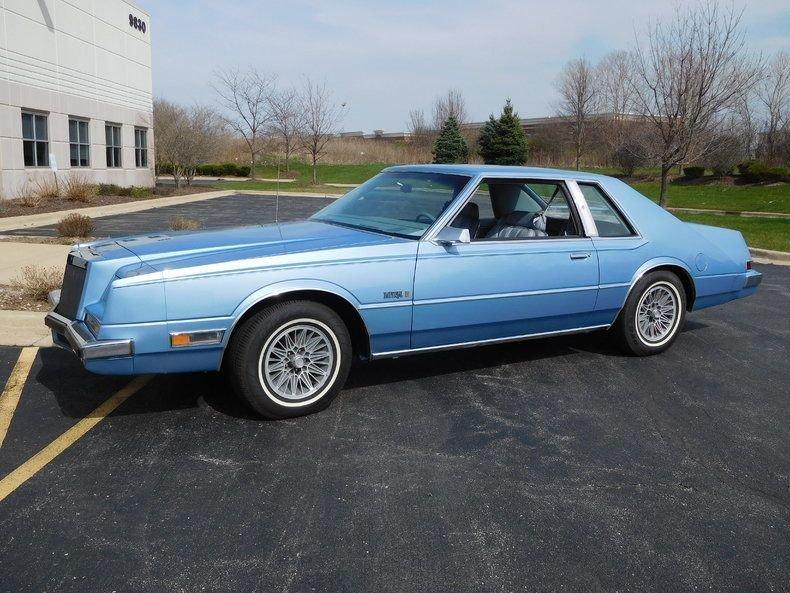 1982 Chrysler Imperial Frank Sinatra Edition