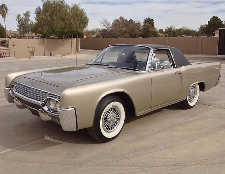 1962 Derham Coupe