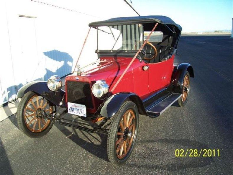 1915 Saxon Model B