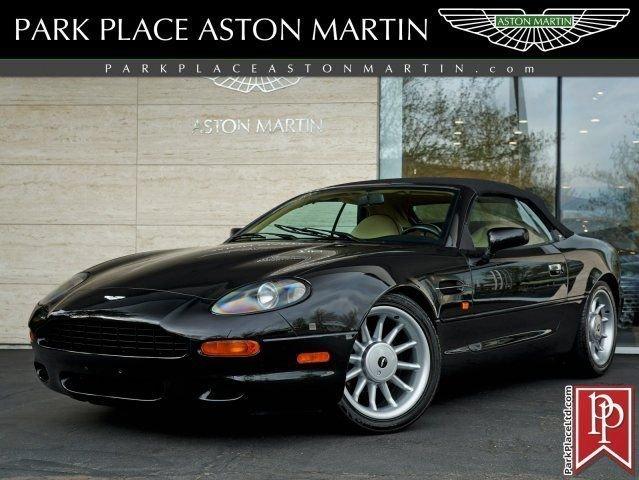 1997 Aston Martin DB7
