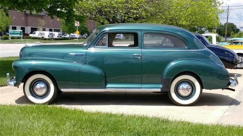 1948 Chevrolet Style Master Coupr