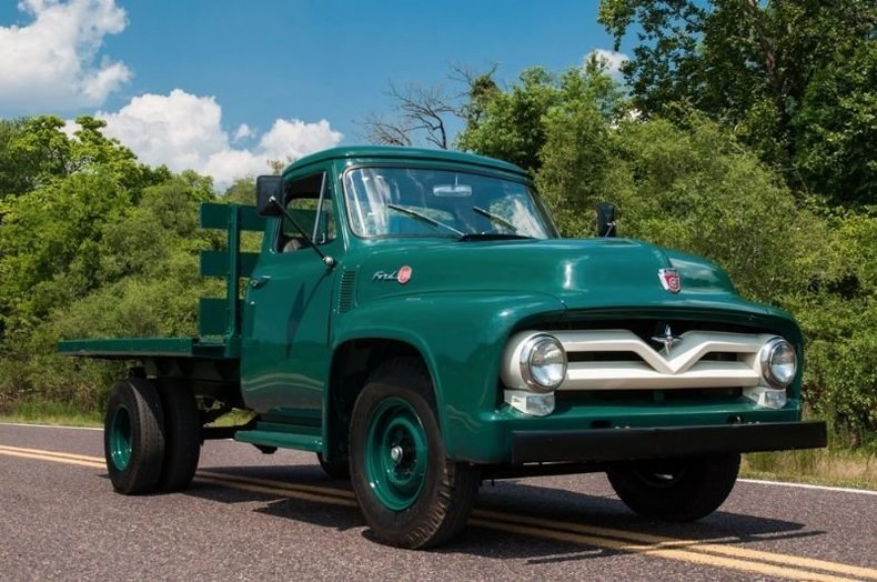 1955 Ford F350
