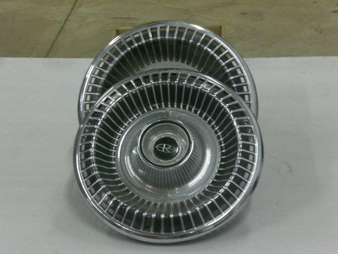 65 Buick Riviera Hubcaps
