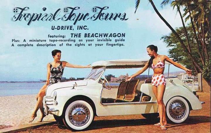 1956 Renault 4CV