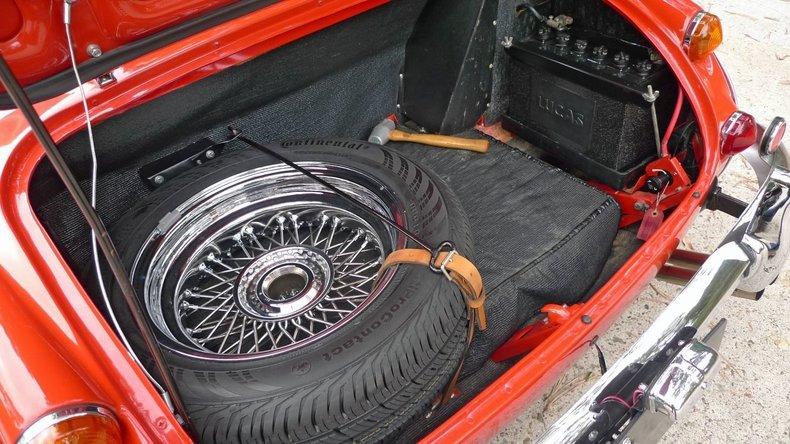 1967 Austin-Healey 3000