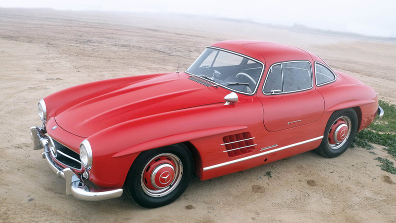 1957 Mercedes-Benz 300SL Gullwing