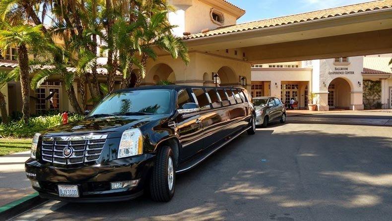2007 Cadillac Escalade Galaxy Coach