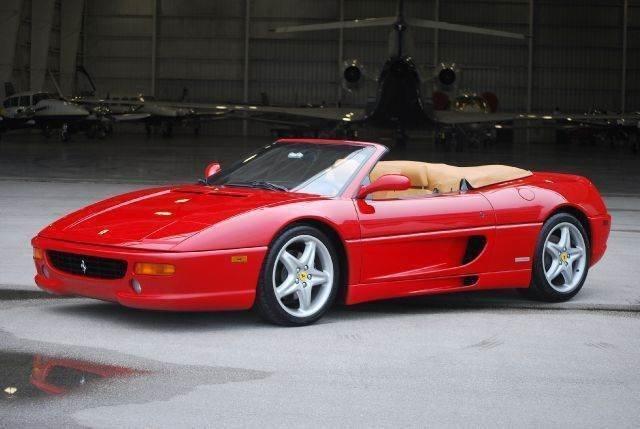 1996 Ferrari F355