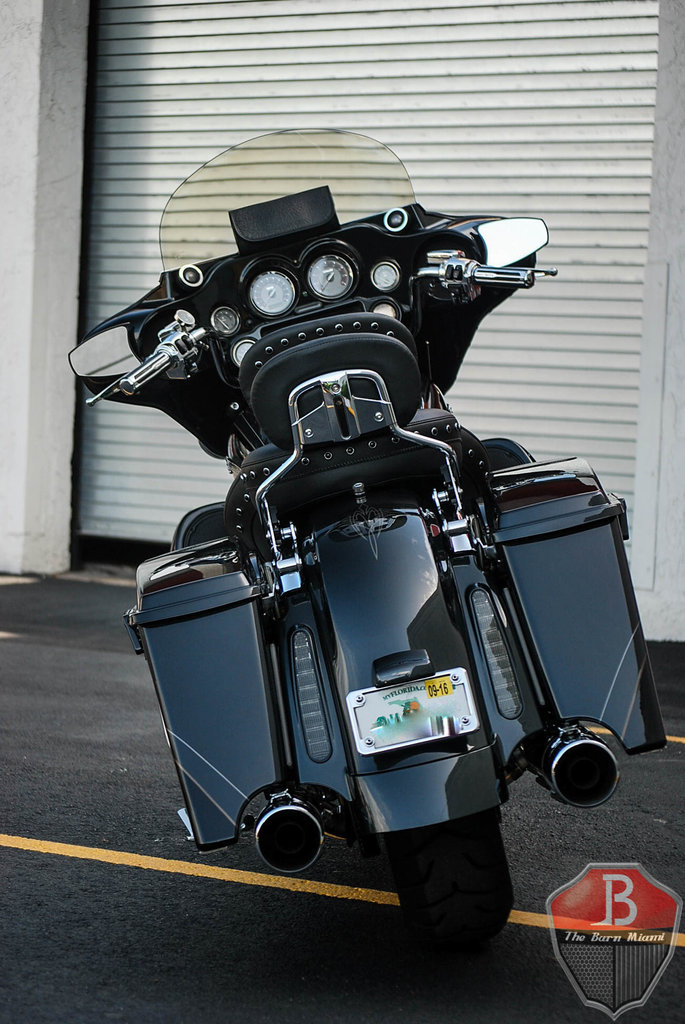 2012 Harley Davidson Cvo Street Glide The Barn Miami
