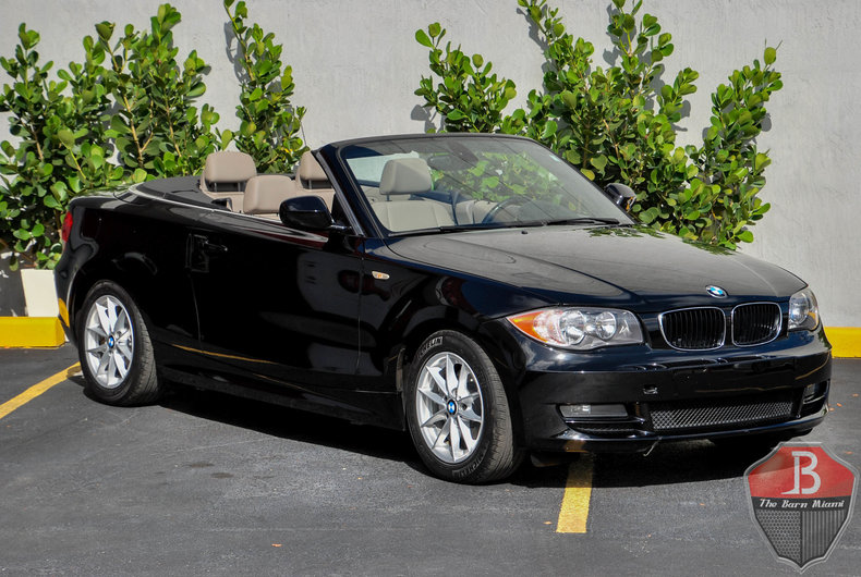 BMW I The Barn Miami - 2010 bmw 128i convertible