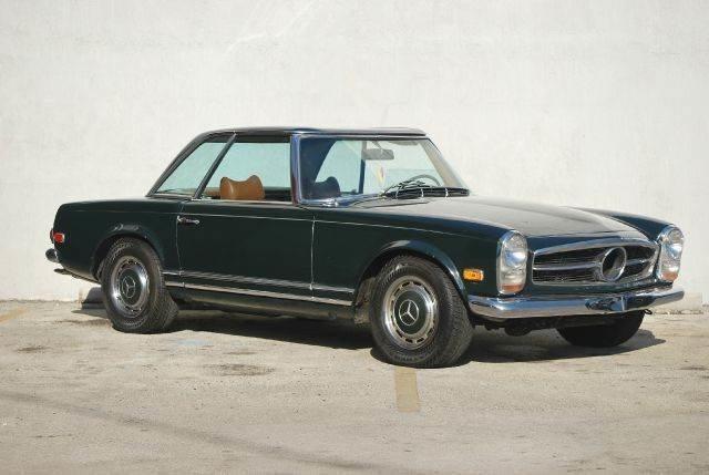 1969 Mercedes-Benz 280-Class