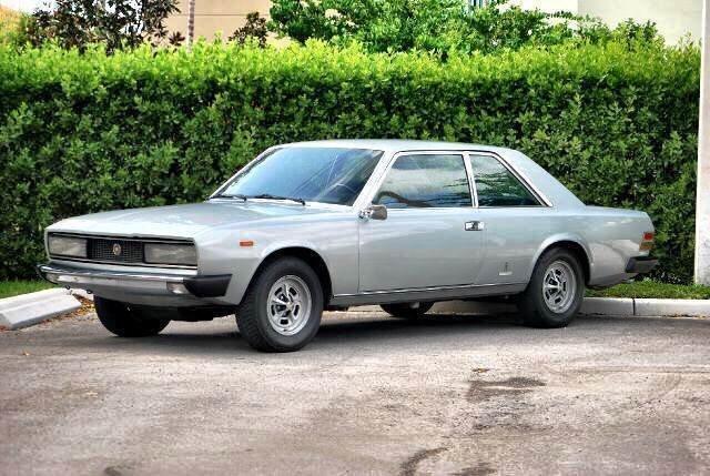 1972 Fiat 130