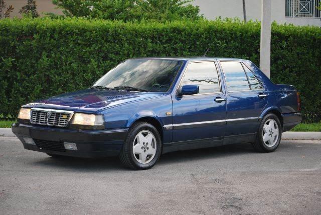 1989 Lancia Thema 8.32