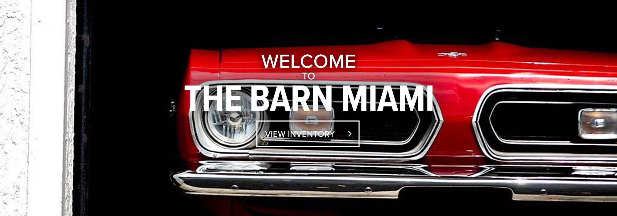 The Barn Miami