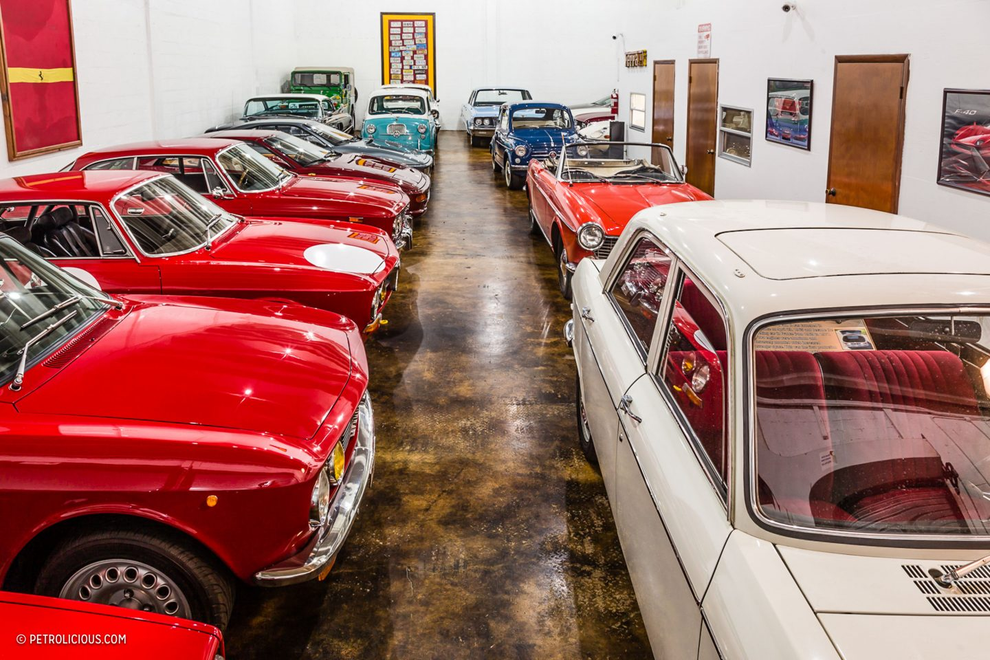 Lifelong love of cars evolved into an automotive oasis in Miami ...