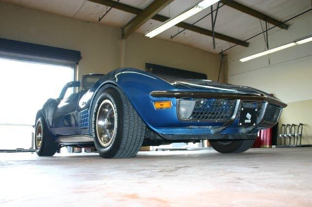 1971 1971 Chevrolet Corvette For Sale