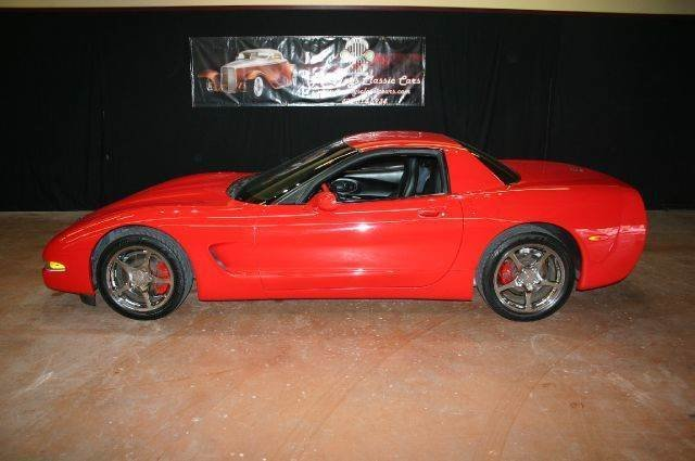1999 1999 Chevrolet Corvette For Sale