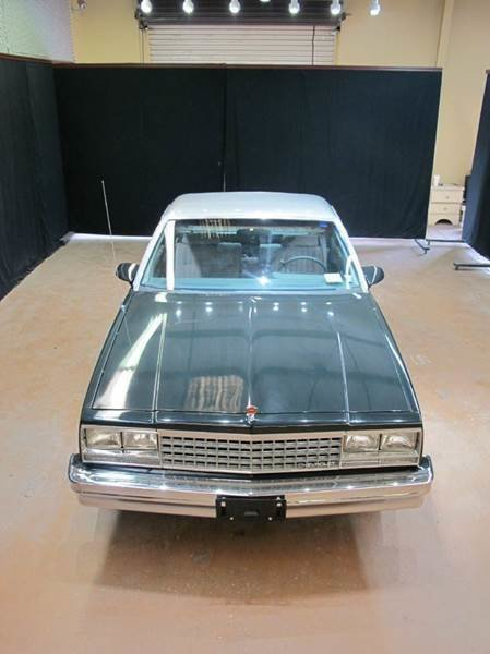 1986 1986 Chevrolet El Camino For Sale