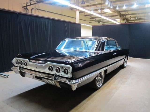 1963 1963 Chevrolet Impala For Sale