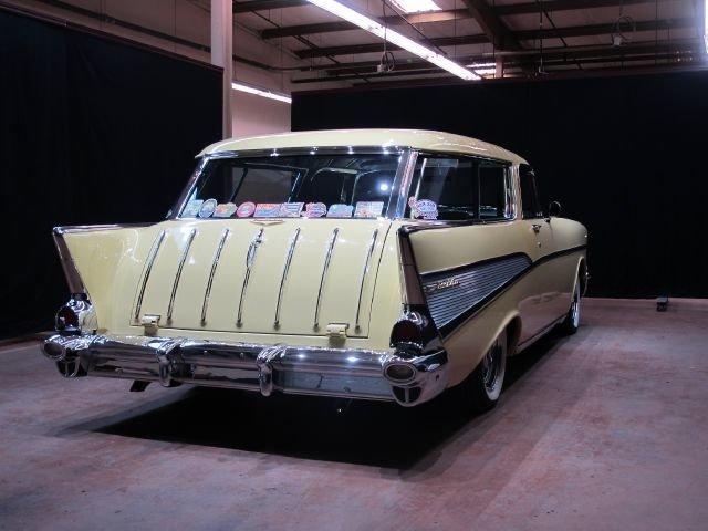 1957 1957 Chevrolet Nomad For Sale