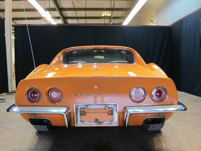 1972 1972 Chevrolet Corvette For Sale