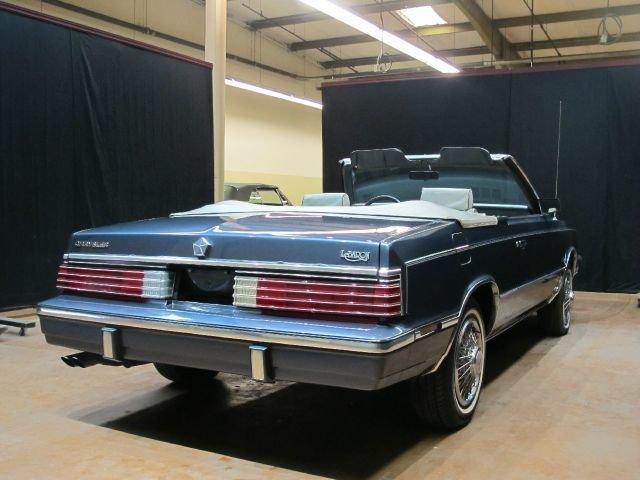 1985 1985 Chrysler Le Baron For Sale