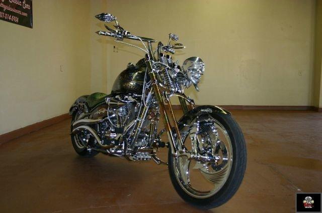 2012 2012 Custom Chopper For Sale