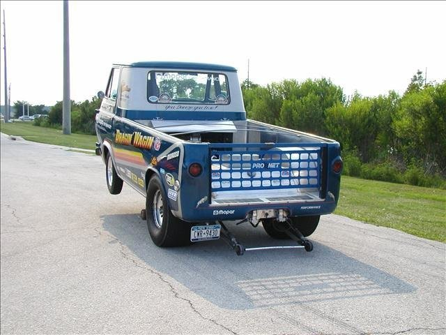 1965 1965 Ford E-Series Cargo For Sale