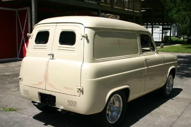 1958 Anglia Delivery
