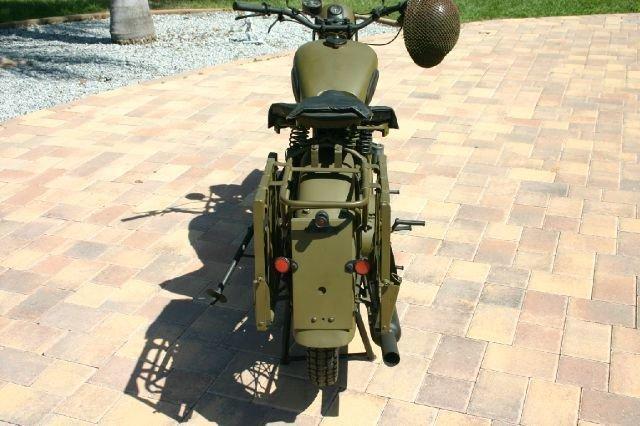 1944 BSA M20