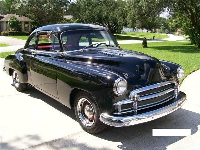 1950 1950 Chevrolet Coupe For Sale